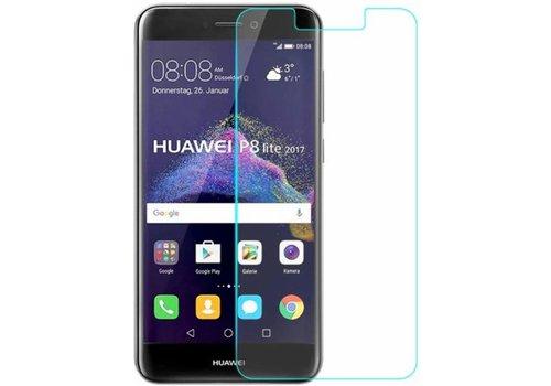 Huawei P8 Lite (2017) Krasbestendige Glazen Screen Protector