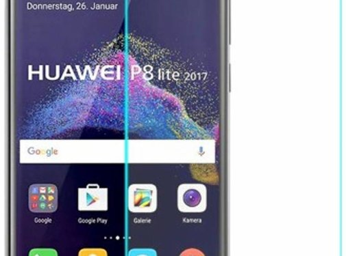 GSMWise Huawei P8 Lite (2017) Krasbestendige Glazen Screen Protector