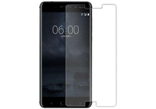 Nokia 6 Krasbestendige Glazen Screen Protector