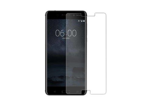 Nokia 5 Krasbestendige Glazen Screen Protector