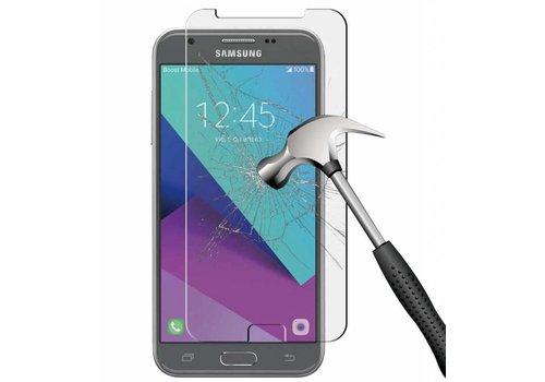 Galaxy A5 (2017) Krasbestendige Glazen Screen Protector