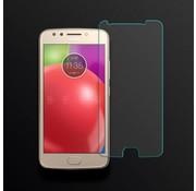 GSMWise Motorola E4 Krasbestendige Glazen Screen Protector