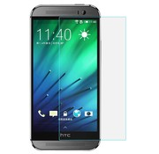 GSMWise HTC M7 Krasbestendige Glazen Screen Protector