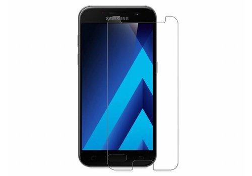 Galaxy A3 (2017) Krasbestendige Glazen Screen Protector