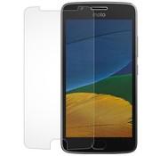 GSMWise Motorola G5 Krasbestendige Glazen Screen Protector