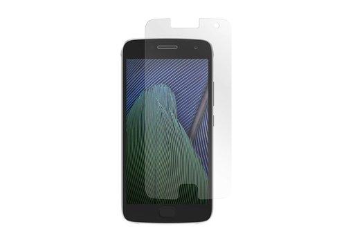 Motorola G5 Plus Krasbestendige Glazen Screen Protector