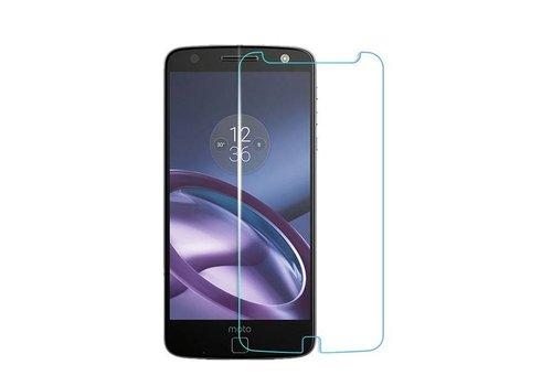 Motorola G4 Plus Krasbestendige Glazen Screen Protector