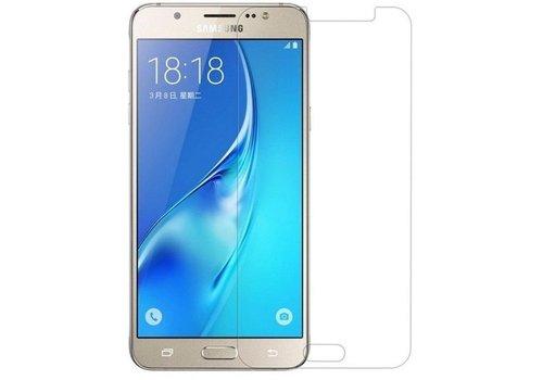 Samsung J7 Krasbestendige Glazen Screen Protector