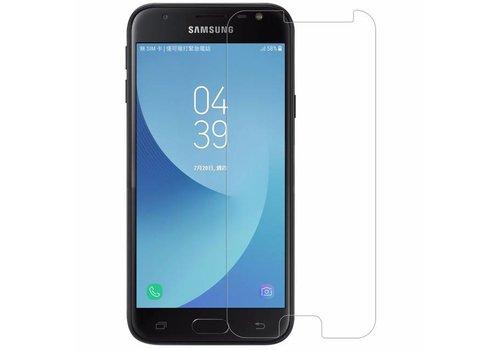 Samsung J3 (2017) Krasbestendige Glazen Screen Protector