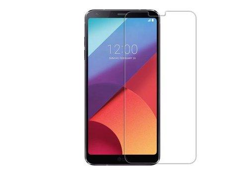 LG G6 Krasbestendige Glazen Screen Protector