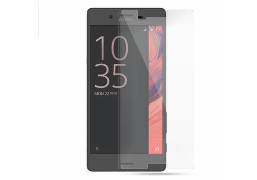 Sony Xperia XZ krasbestendige Glazen Screen Protector