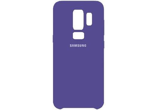 Originele Samsung Galaxy S9 Plus Silicone Cover - Paars