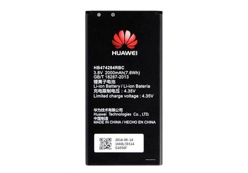 Originele Huawei Honor Holly Batterij 2000 mAh (HB474284RBC)