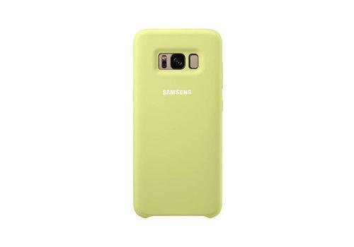Originele Samsung Galaxy S8 Plus Silicone Cover - Groen