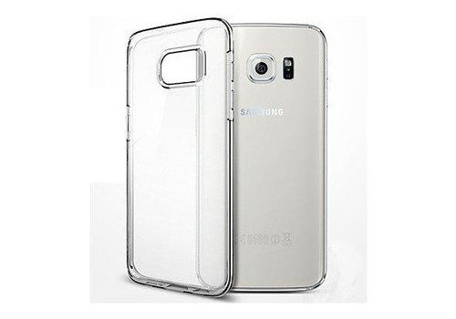 Transparant TPU hoesje Galaxy S7 Edge