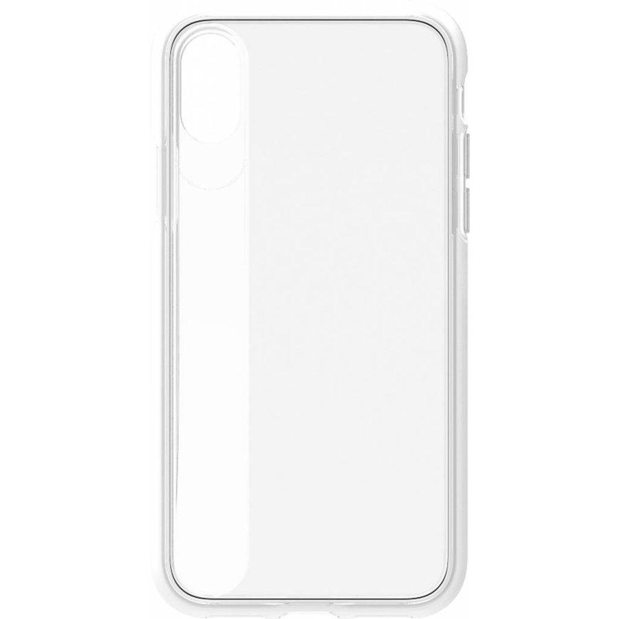 GEAR4 - iPhone X/Xs Hoesje - Windsor Harde Back Case Mat Wit