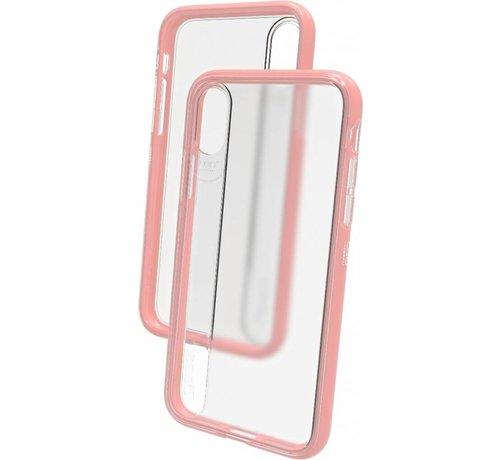GEAR4 GEAR4 - iPhone X/Xs Hoesje - Windsor Harde Back Case Rosé Goud