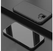 GSMWise Samsung Galaxy A6 (2018) Hoesje - Window View Case - Zwart