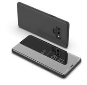 GSMWise Samsung Galaxy Note 9 Hoesje - Window View Case - Zwart
