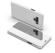 GSMWise Samsung Galaxy Note 9 Hoesje - Window View Case - Zilver