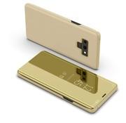 GSMWise Samsung Galaxy Note 9 Hoesje - Window View Case - Goud