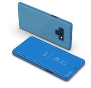 GSMWise Samsung Galaxy Note 9 Hoesje - Window View Case - Blauw