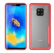 GSMWise Huawei Mate 20 Pro Hoesje - Drop Proof Back Case - Rood