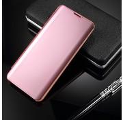 GSMWise Samsung Galaxy S10 Hoesje - Window View Case - Roze Goud