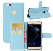 GSMWise Huawei P10 Lite Hoesje - Wallet Case - Blauw
