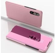GSMWise Samsung Galaxy A50 Hoesje - Window View Case - Roze Goud