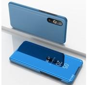 GSMWise Samsung Galaxy A50 Hoesje - Window View Case - Blauw