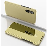 GSMWise Samsung Galaxy A50 Hoesje - Window View Case - Goud
