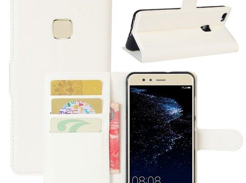 GSMWise Huawei P10 Lite Hoesje - Wallet Case - Wit