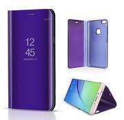 GSMWise Huawei P10 Lite Hoesje - Window View Case - Paars