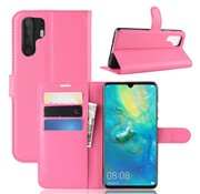GSMWise Huawei P30 Pro Hoesje - Wallet Case - Roze