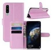 GSMWise Huawei P30 Hoesje - Wallet Case - Roze