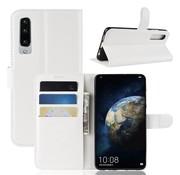 GSMWise Huawei P30 Hoesje - Wallet Case - Wit