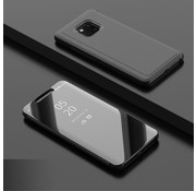 GSMWise Huawei Mate 20 Pro Hoesje - Window View Case - Zwart