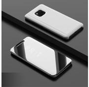 GSMWise Huawei Mate 20 Pro Hoesje - Window View Case - Zilver