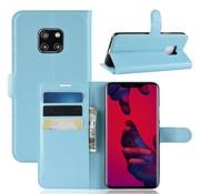 GSMWise Huawei Mate 20 Pro Hoesje - Wallet Case - Blauw