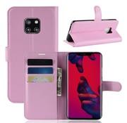 GSMWise Huawei Mate 20 Pro Hoesje - Wallet Case - Roze
