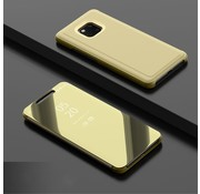 GSMWise Huawei Mate 20 Pro Hoesje - Window View Case - Goud
