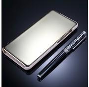 GSMWise Huawei P30 Hoesje - Window View Case - Goud