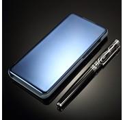 GSMWise Huawei P30 Hoesje - Window View Case - Blauw