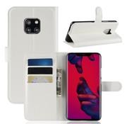 GSMWise Huawei Mate 20 Pro Hoesje - Wallet Case - Wit