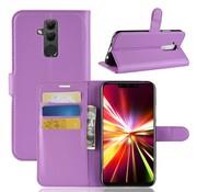 GSMWise Huawei Mate 20 Lite Hoesje - Wallet Case - Paars