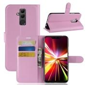 GSMWise Huawei Mate 20 Lite Hoesje - Wallet Case - Roze