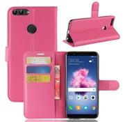 GSMWise Huawei P Smart (2018) Hoesje - Wallet Case - Roze