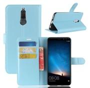 GSMWise Huawei Mate 10 Lite Hoesje - Wallet Case - Blauw
