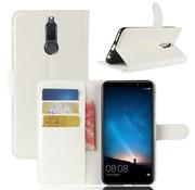 GSMWise Huawei Mate 10 Lite Hoesje - Wallet Case - Wit